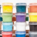Stack of Paints