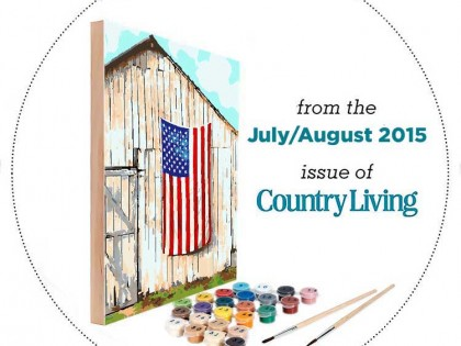 Barn & Flag: A Country Living scene [Video]