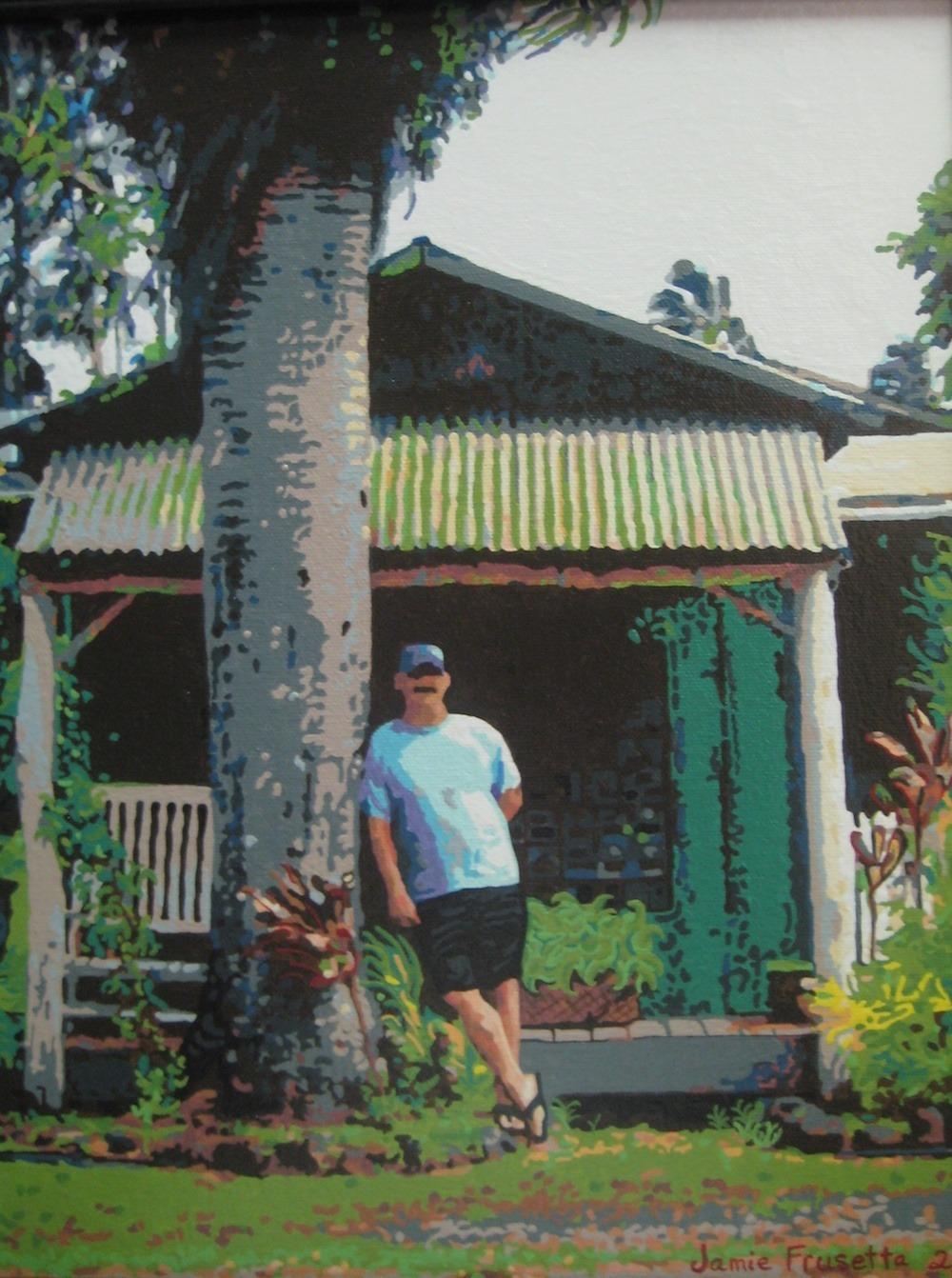 hanalei-post-office by jamie