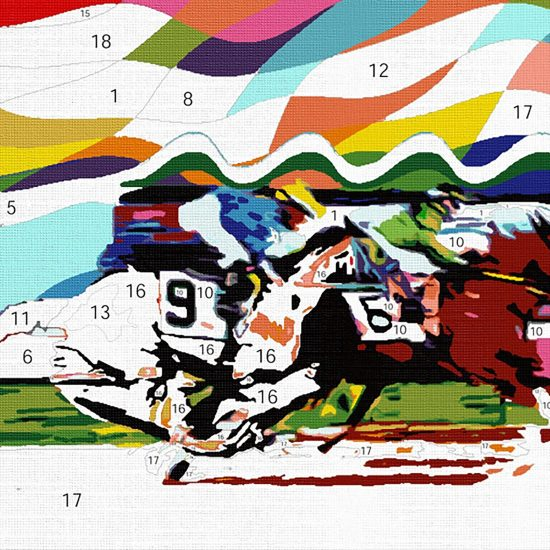 Kentucky Derby® Kit: Thrill of the Race