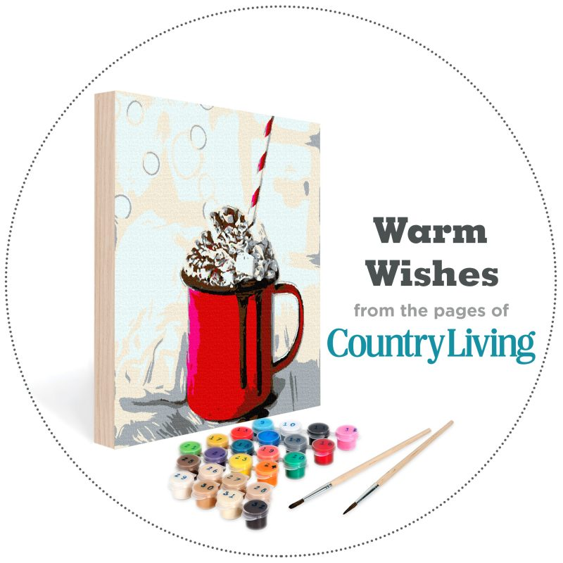 Country Living Kit: Warm Wishes
