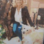 woman and dog paint by numbers
