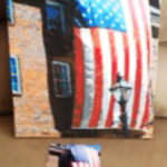 american flag paint by numbers